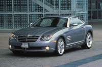 Bye bye Chrysler Crossfire