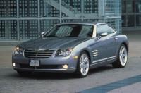 Bye bye Chrysler Crossfire