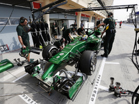 F1 : Caterham a licencié son personnel