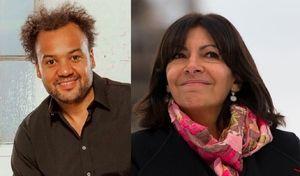 Journée sans voiture: Anne Hidalgo et Fabrice Eboué s'envoient des piques