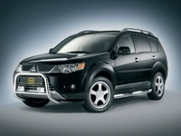 Mitsubishi Outlander by Cobra N+