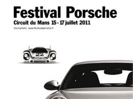 Festival Porsche 2011 : rendez-vous au Mans