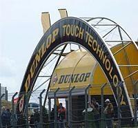Moto GP 2008: Dunlop sort malgré lui
