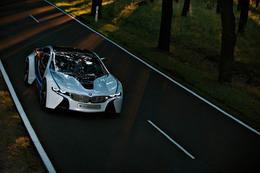 BMW lève le voile sur son Concept Vision Efficient Dynamics
