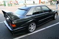 Réponse du quizz de vendredi dernier: C'était la Mercedes 190 Evo II !