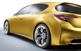 Salon de Francfort 2009 : le Concept hybride Lexus LF-Ch