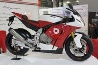 Salon de milan en direct : Bimota BB3 sur base de S1000RR