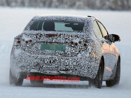 GM reporte la sortie de la prochaine Chevrolet Cruze à 2015