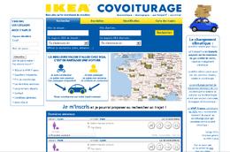 Rentrée : le magasin IKEA vous invite à pratiquer le co-voiturage