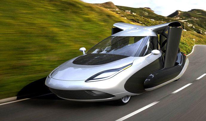 Le propriétaire de Volvo se lance dans la voiture volante