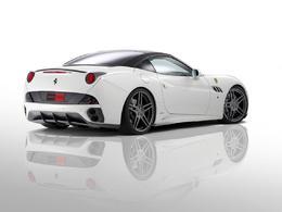 Novitec Rosso Race 606 : la Ferrari California devient vraiment puissante