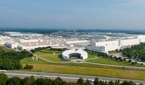 BMW, premier exportateur automobile des Etats-Unis