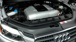 Salon de Francfort 2009 : l'Audi A4 3.0 TDI clean diesel quattro