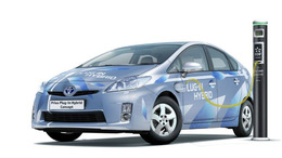 Salon de Francfort 2009 : le nouveau Concept Toyota Prius Plug-in Hybrid