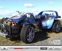 La vidéo du jour : Quad + Subaru = STi ATV