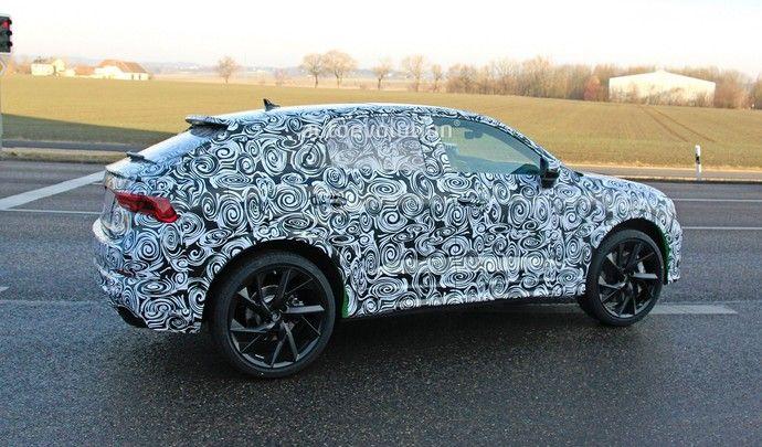 Audi va lancer le Q3 Sportback