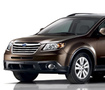 Nouveau Subaru Tribeca: un nouveau nez naît.