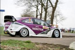 Le Van Merksteijn Motorsport délaisse l'Endurance pour le Rallye