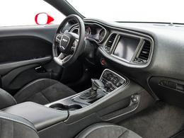 La Dodge Charger Hellcat uniquement en boîte auto pour une histoire d'homologation