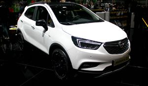 opel mokka x essais fiabilit avis photos prix. Black Bedroom Furniture Sets. Home Design Ideas