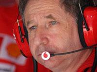 Barrichello : Ferrari gagne grâce à Todt !