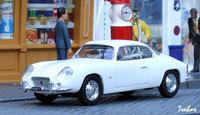 Miniature : 1/43ème - LANCIA Appia GTE Zagato