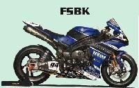 Assistez gratuitement au FSBK du Vigeant avec Yamaha