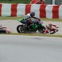 Moto 2 - Grande Bretagne: La direction de course a décidé de ne rien décider contre Kenan Sofuoglu