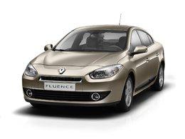 Salon de Francfort 2009 : la nouvelle berline Renault Fluence