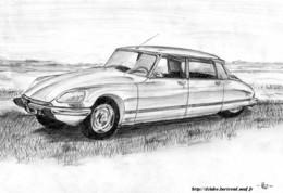 Question du jour n° 94 : les trois stars de Citroën ont été dessinées par le même homme. Qui était-ce ?