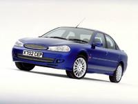 La p'tite sportive du lundi: Ford Mondeo ST200