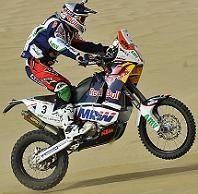 Victoire de Marc Coma au premier  Rallye du Qatar