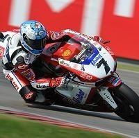 Superbike - Misano Q.1: Carlos Checa contient Biaggi et Melandri