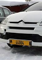 Bizarre, un crossover sur base de Citroën C4?