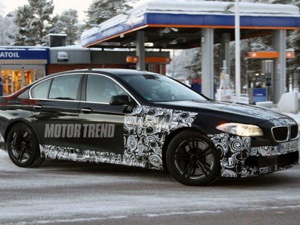 Nouvelle BMW M5 : seulement en boîte automatique ?