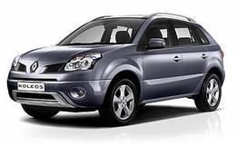 Question du jour n° 95 : dans quel pays le Renault Koleos ne peut pas s'appeler ainsi ?