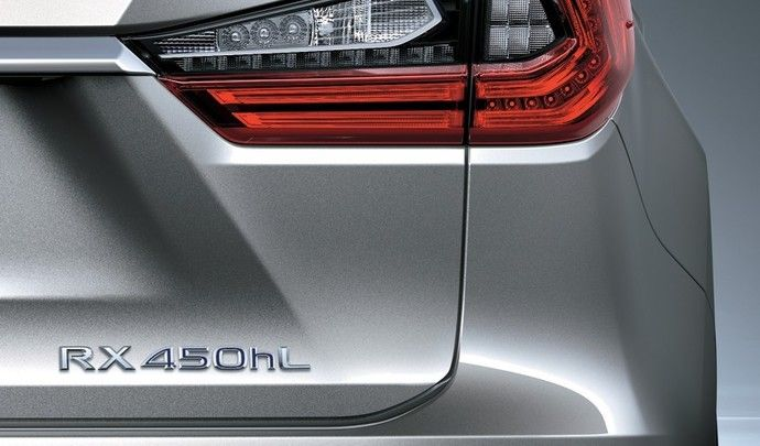 Salon de Los Angeles : Lexus nous annonce un RX à sept places