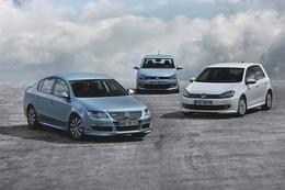 Salon de Francfort 2009 : les nouvelles Volkswagen Passat, Polo et Golf BlueMotion