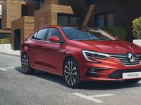 Renault dévoile la Mégane berline restylée