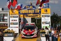 IRC/Barum: Triplé Peugeot, Loix, Vouilloz, Bouffier dans l'ordre