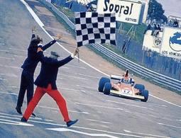 Question du jour n° 97 : que se passa t-il d'extraordinaire au GP d'Espagne 1975 ?
