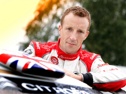 WRC 2015 : Citroën reconduit Kris Meeke