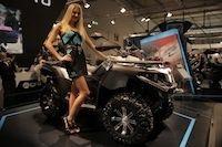 Salon de Milan : CF Moto CForce 550