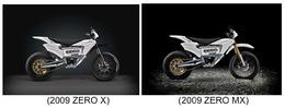 Motos électriques : les ZERO X et MX commercialisées