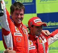 Formule 1 - Europe: Que d'émotions pour Ferrari !