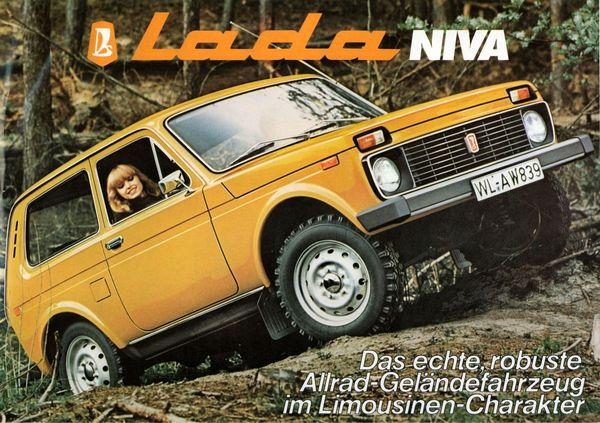 Réponse à la question du jour n° 98 : quel est le doyen des véhicules tout-terrain sur le marché français ?