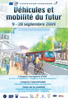 Semaine européenne de la mobilité 2009 : les initiatives de la Ville de Clermont-Ferrand
