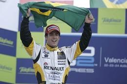 GP2 Valence Course 2 : Di Grassi en prélude brésilien