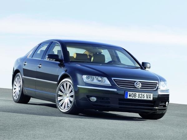 Volkswagen : une nouvelle Phaeton pour 2015 aux Etats-Unis