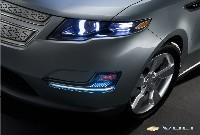 Chevrolet Volt: en attendant la série, on tease...